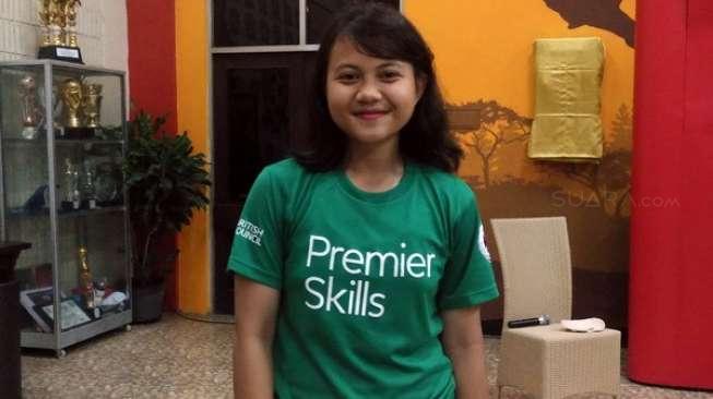 Jadi Wasit, Mahasiswi Ini Tidak Gentar Diintimidasi Suporter