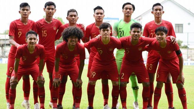 Piala AFF U-18 2019: Gol Bunuh Diri Laos Loloskan Indonesia ke Semifinal