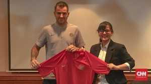 McMenemy Ditarget Bawa Timnas Indonesia Juara Piala AFF 2020