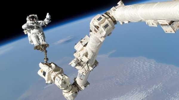 Durasi Astronaut Berpuasa di Stasiun Luar Angkasa