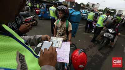 Tunggakan Pajak Kendaraan Bermotor di DKI Capai Rp1,8 Triliun