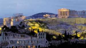 Dampak Gelombang Panas, Akropolis di Yunani Ditutup