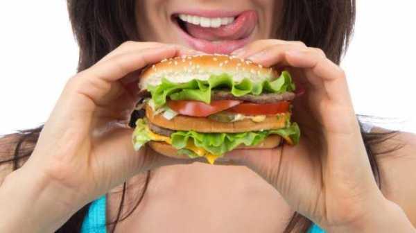 Ini yang Sebenarnya Terjadi pada Tubuh Setelah Makan Burger!