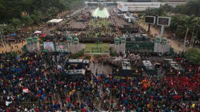 Demo Mahasiswa dan STM, Jokowi Panggil Menristek ke Istana