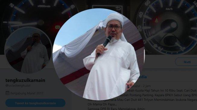 Sebut Jokowi Luluskan Sensor Film Homo, Tengku Zul Diskakmat Sutradara