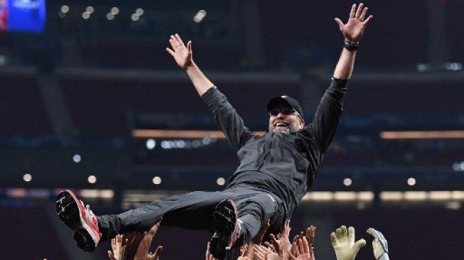 Liverpool Juara Liga Champions, Henderson: Tanpa Klopp, Ini Tak Mungkin