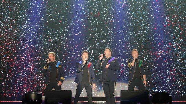 Promotor Angkat Bicara Keluhan Fans soal Konser Westlife