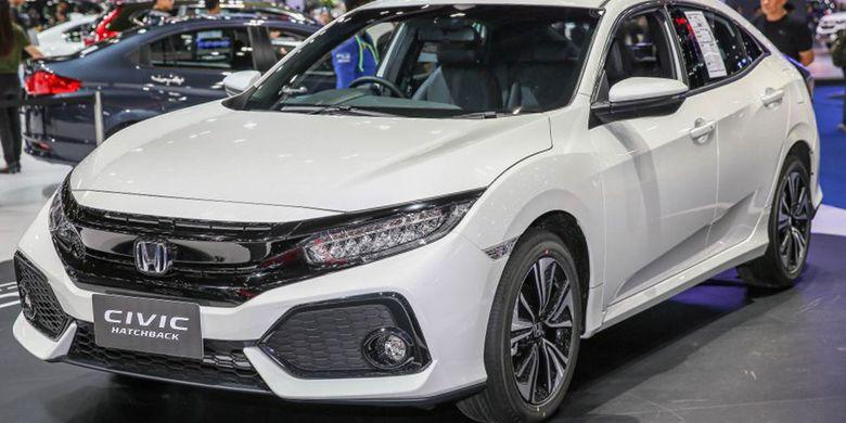 Civic Hatchback Sudah Bisa Inden
