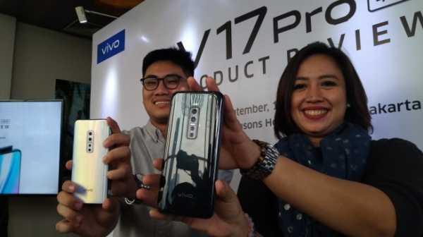 Ini Spesifikasi Lengkap Vivo V17 Pro