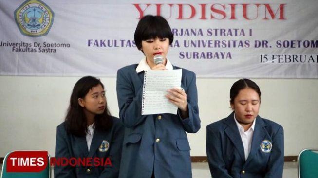 Teliti Budaya Mandi Orang Indonesia, Tiga Mahasiswi Jepang Kaget