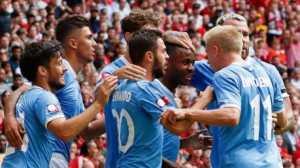 5 Fakta Menarik Usai Manchester City Tekuk Liverpool di Community Shield