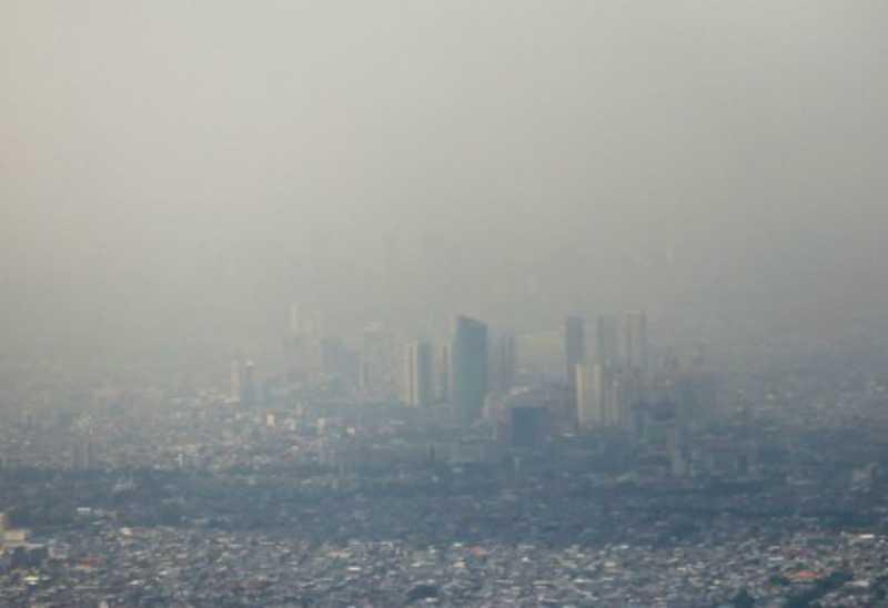 Akibat Polusi Udara Umur Manusia Berkurang 5,5 Tahun