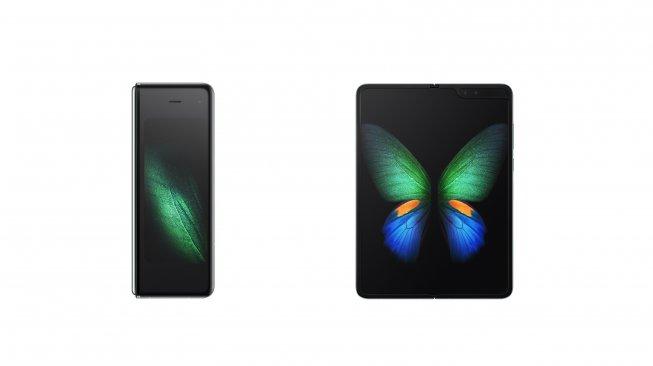 Samsung Galaxy Fold Diklaim Ludes Terjual di Korsel