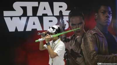 Disney Siapkan Trilogi Baru Star Wars