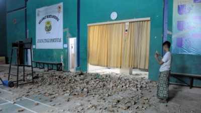 Gempa Banten 7,4 SR, Satu Orang Tewas Kena Serangan Jantung