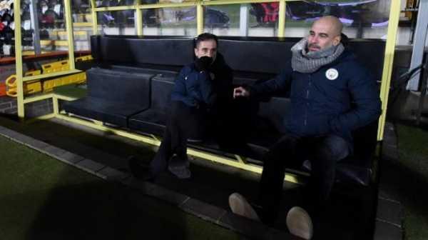 Man City Lolos ke 8 Besar Piala FA, Pep Puji Perlawanan Tim League Two Ini