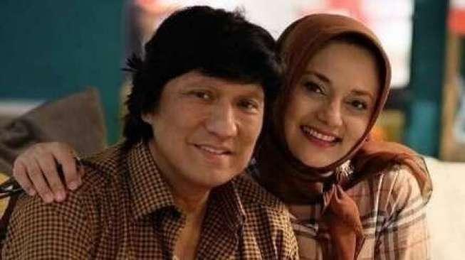 Marissa Haque dan Ikang Fawzi Kompak Ultah Bulan Ini