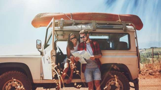 Bosan? Coba 'Road Trip' Bareng Pasangan