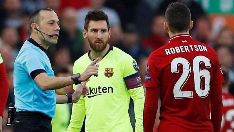 Messi Diejek Sang Anak: Saya Pilih Liverpool