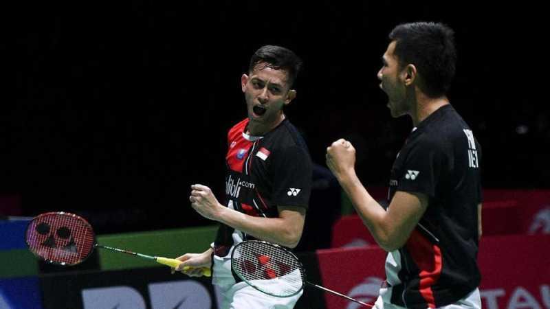 Jadwal Indonesia di Babak Semifinal Korea Open 2019