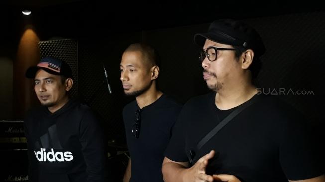 Sammy Simorangkir, Rio Febrian, Marcell Siahaan Konser Bareng
