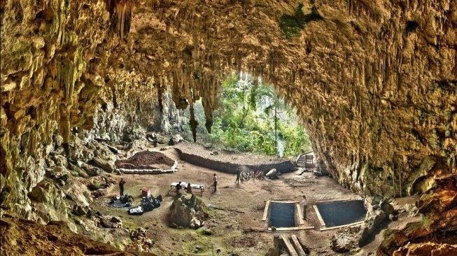Pulau Flores dan Misteri Tubuh-tubuh yang Menyusut