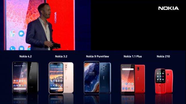 Bakal Ada Perubahan Desain Besar pada Nokia 7.2