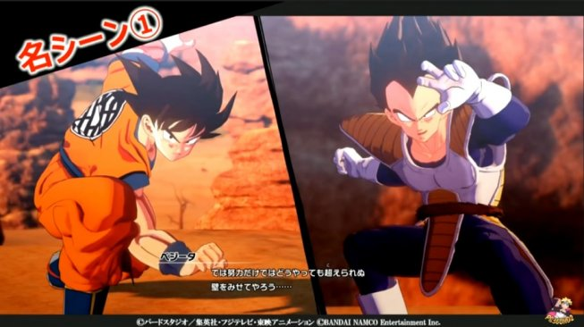 Dragon Ball Z: Kakarot Jadi Primadona di Tokyo Game Show 2019