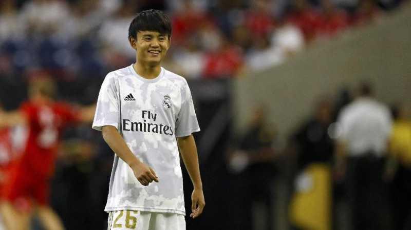 Legenda Barcelona Puji Pemain Muda Real Madrid