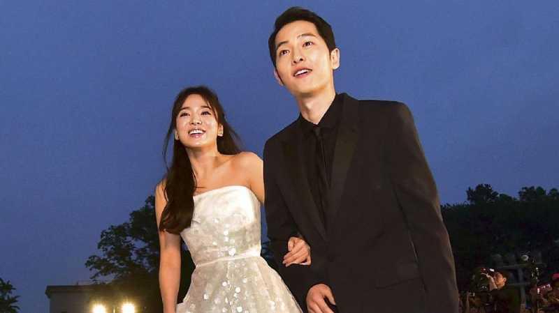 Song Joong Ki Masih Serasa Pacaran dengan Song Hye Kyo