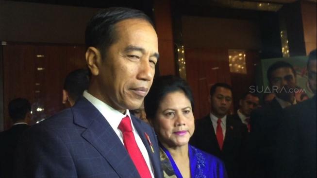 Ancam Tembak Jokowi, Lelaki Kekar ituTernyata Berstatus Pelajar
