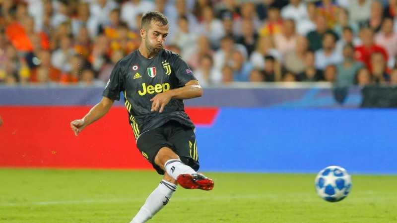 Ronaldo Kartu Merah, Juventus Taklukkan Valencia