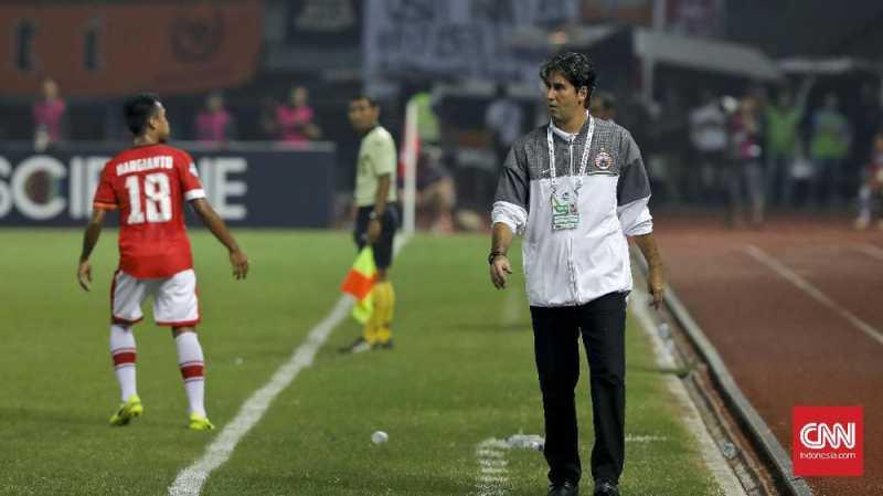 Pelatih Persija Jawab Peluang Latih Timnas Indonesia
