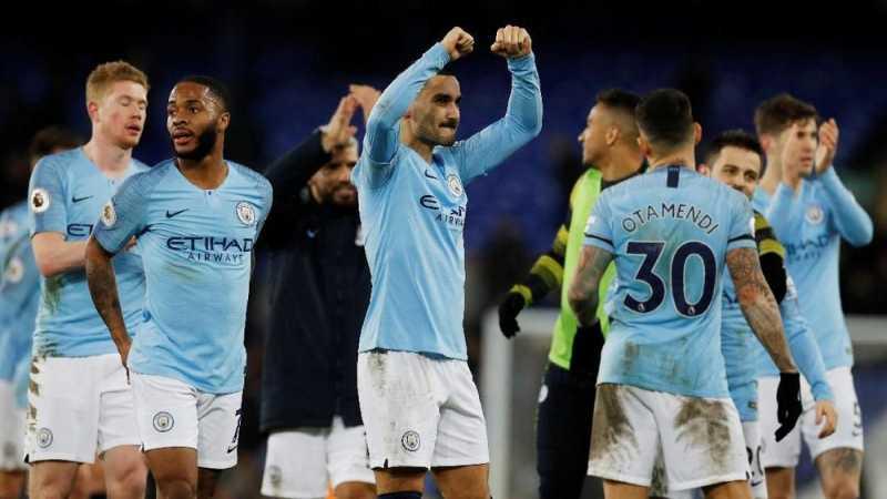 5 Fakta Kemenangan Manchester City Atas Everton