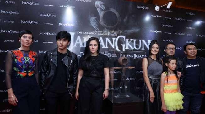 Empat Hari Tayang, Film Jailangkung Tembus 620 Ribu Penonton