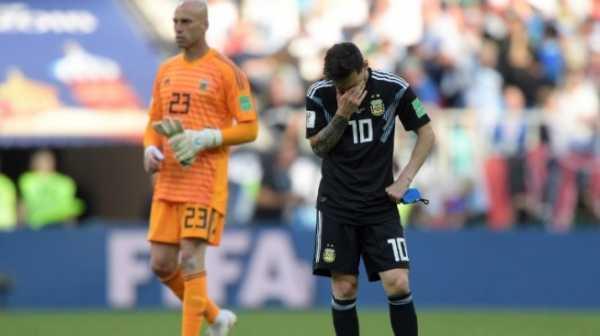 Sampaoli Minta Fans Argentina Berhenti Salahkan Lionel Messi