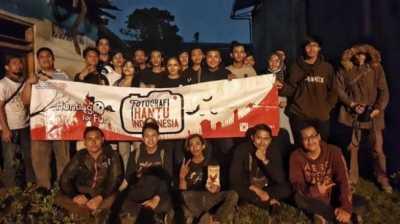 Ada Komunitas Fotografi Hantu Indonesia