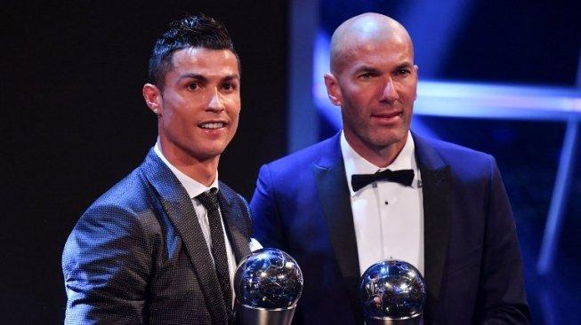 Wah! Zidane Segera Susul Ronaldo Merapat ke Juventus