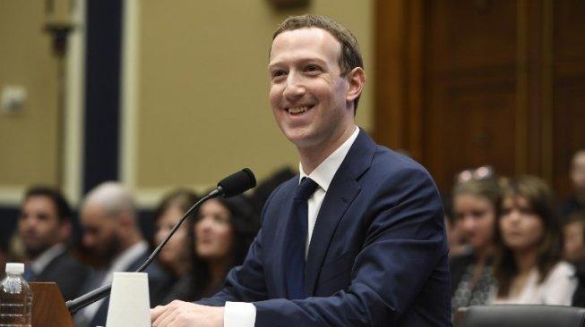 Wow, Penghasilan Mark Zuckerberg Sehari Mencapai Rp 84 Miliar