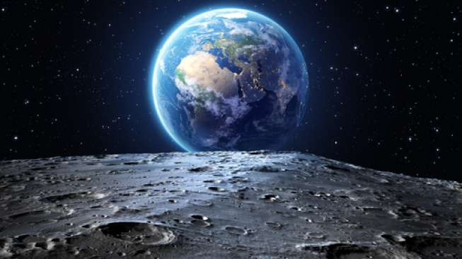 Bos Amazon: Ayo Tinggalkan Bumi dan Menetap di Bulan