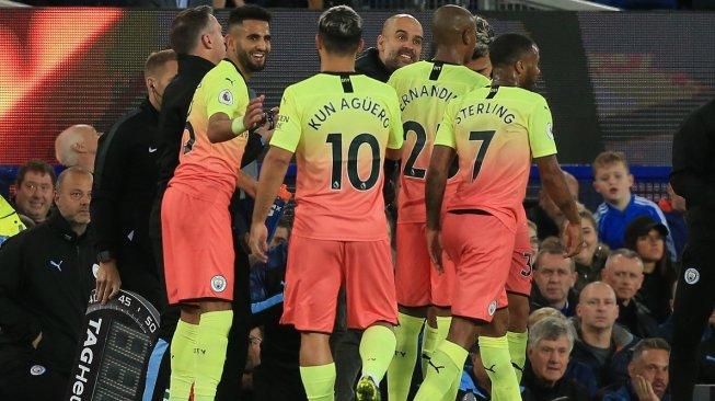 Manchester City, Tottenham dan Chelsea Menang, Berikut Hasil Lengkap Liga Inggris
