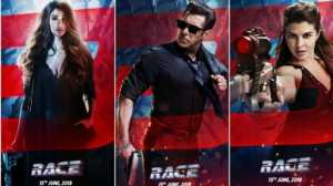 Keren, Trailer Film Terbaru Salman Khan : Race 3