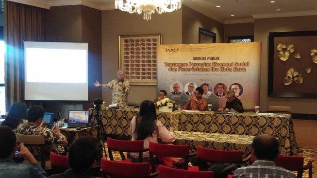 Soal Pemindahan Ibu Kota, Emil Salim: Pak Jokowi, Please, Ada Opsi Lain?