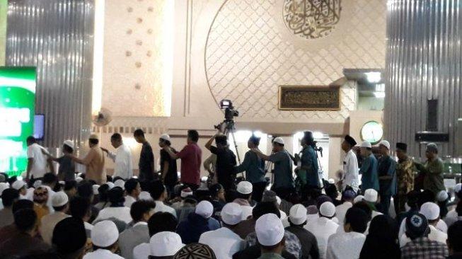 Masjid Istiqlal Perlakukan Khusus Jamaah Disabilitas untuk Salat Idul Adha
