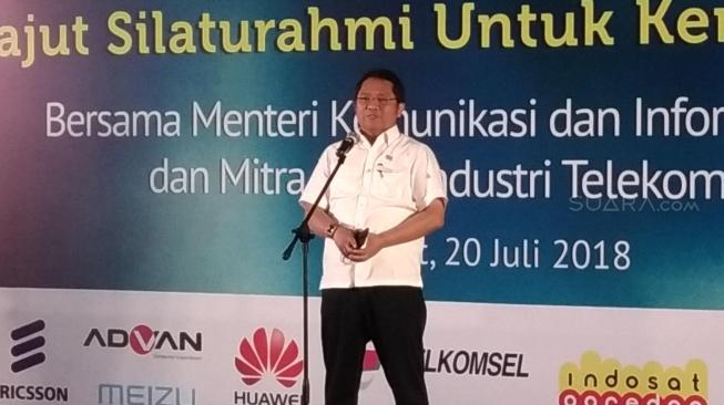 Telkomsel Mulai Uji Coba Jaringan 5G pada Mobil Tanpa Sopir
