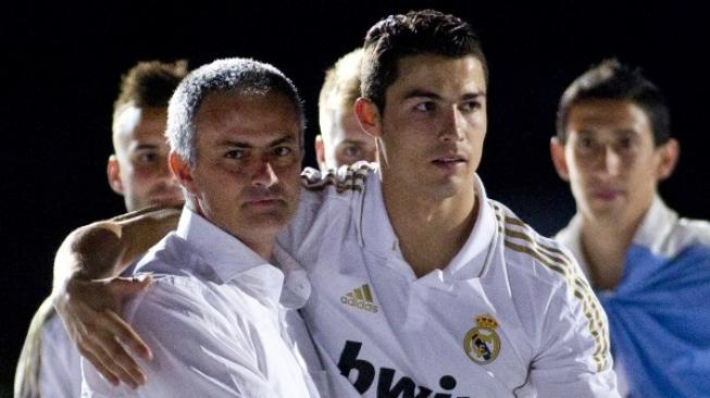 Melirik Perseteruan Mourinho dan Ronaldo Jelang Duel MU Vs Juve