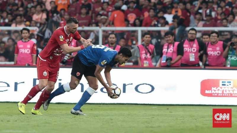 Final Piala Indonesia Ditunda, Panpel Refund Tiket