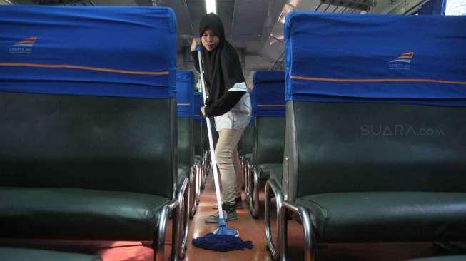 Sabtu Dini Hari, Tiket Kereta Api Tambahan Lebaran 2019 Mulai Dijual