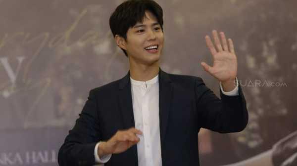 Park Bo Gum Ungkap Alasan Tonton Konser BTS di Hong Kong