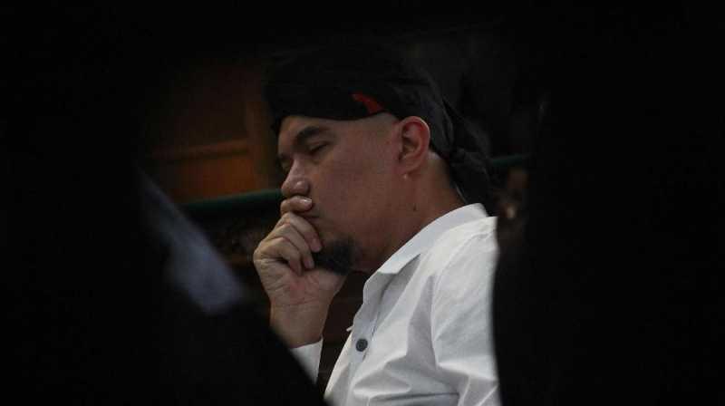Tak Diizinkan Kembali ke Cipinang, Dhani Lebaran di Medaeng